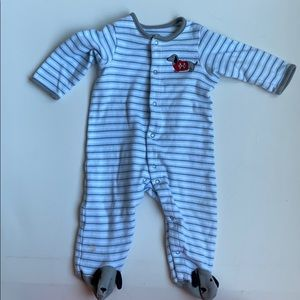 Little Me Baby one piece play suit 6 months